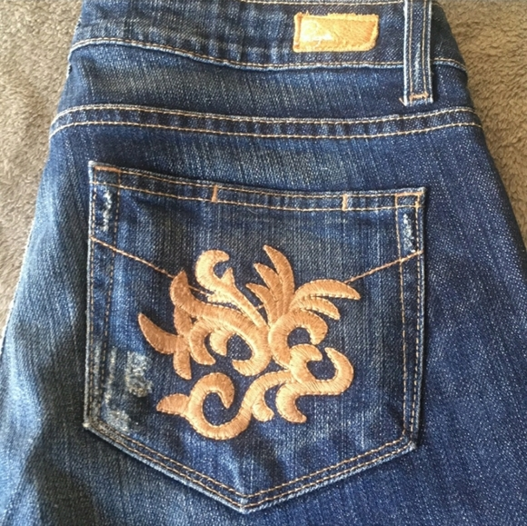 Paige Flare Jeans